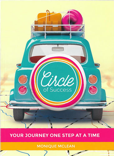 Monique McLean essential Oils Circle of success