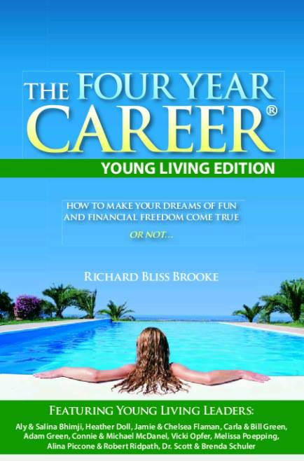 The four year career richard bliss