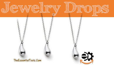 essential Oils jewelsry drops
