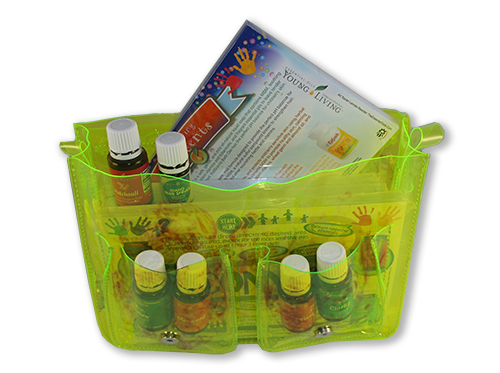 Essential Oils Bags to hold essential Oils Bottles and Marketing Material