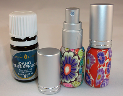 Essential Oil 5ml Spray Bottle