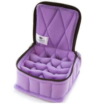 16-bottle-essential-oils carrying case