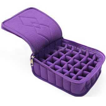 Purple-30-Bottles-Essential-Oil-Carrying-Portable-Holder-Case-Bag-5-10-15ml