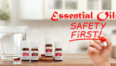essential oils safety