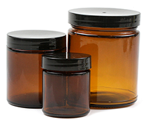 Refillable Cosmetics Jars Kit for essential oils