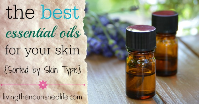 best essential oils for skin