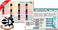Flyer FL031 Essential Oils most used