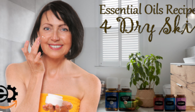 essential oil recipes for dry skin DIY and make And Take
