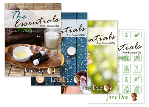 Image of ebook done for you essential oils series