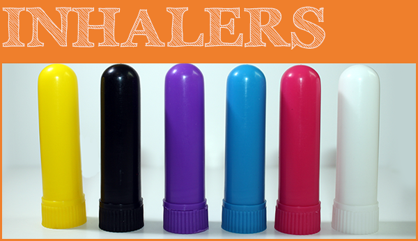 The Essential Tools Nasal Inhalers For Essential Oils Or