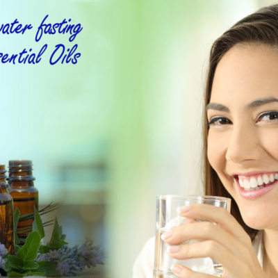 Three-Day water Fasting with Essential Oils