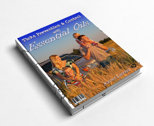 ebook the best essential oils to repel ticks