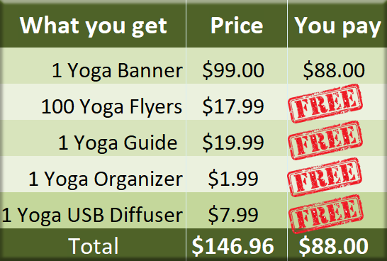 The Essential Oils and yoga practice bundle