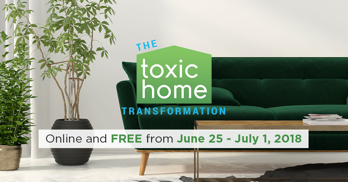 Toxic Home Transformation with Essential Oils