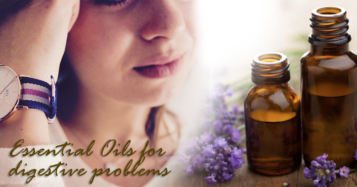 essential oils for disgestive problems