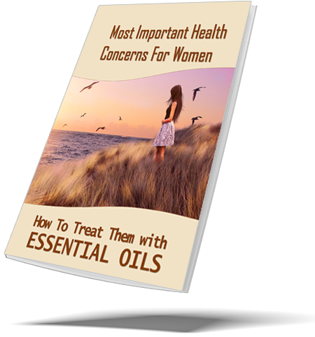 Most important health concerns for women and how to treat them with essential oils Xavier Lannes