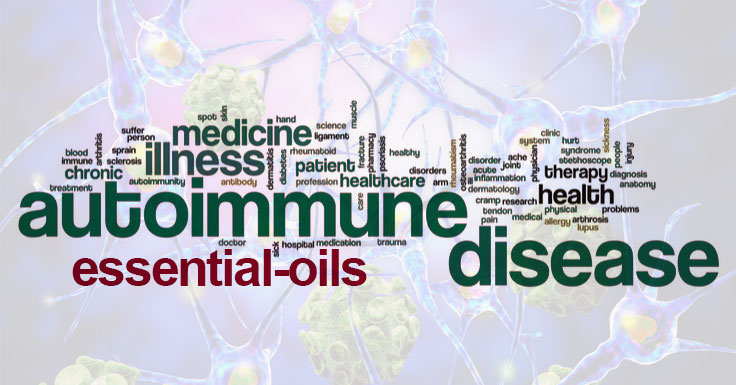 essential oils that you can use when having autoimune disease
